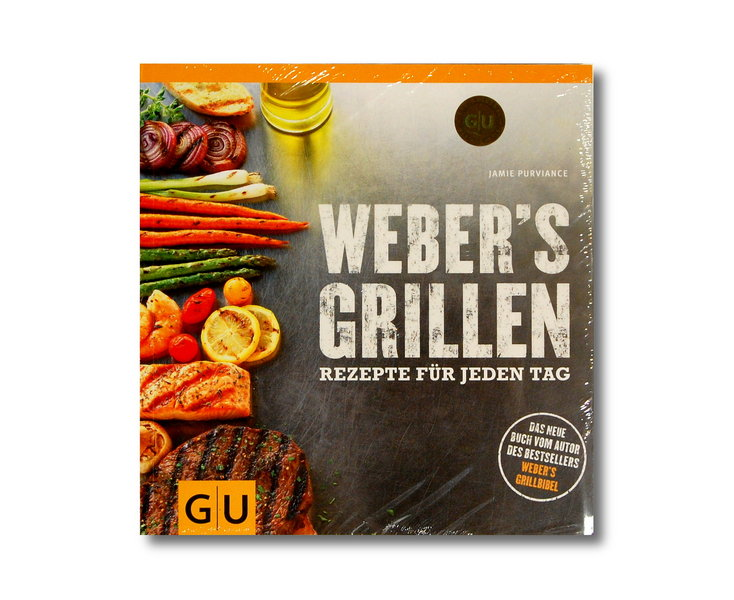 grillbuch weber 39 s grillen rezepte f r jeden tag grillb cher grillzubeh r grillen. Black Bedroom Furniture Sets. Home Design Ideas