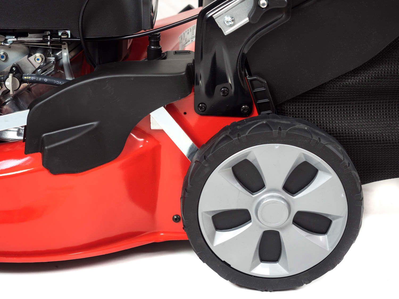 Benzin Rasenmäher Hr50 Mit Honda Motor Radantrieb Benzinmäher