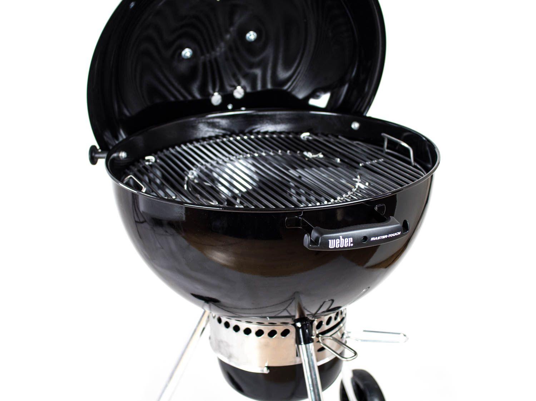 Weber Holzkohlegrill Master Touch Gbs 57 Cm Special Edition : Weber master touch gbs special edition cm black